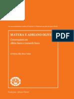 Matera e Adriano Olivetti