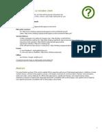 HTML5 Draft Standard (2009.10.12)