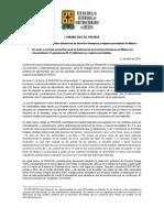 140421 COMUNICADO-Incrementan Ataques vs Defensoras y Mujeres Periodistas