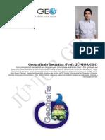 Apostila Geografia Do Tocantins Atualizada