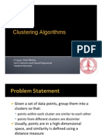12 Clustering
