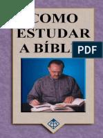 Estudar a Biblia