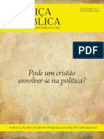 Politica Reformada