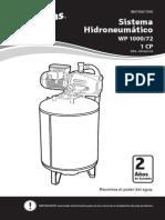 Rotoplas-Instructivo Hidroneumatico 72