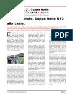 Coppa Italia Open U13 - 2014