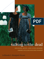 Talking to the Dead by LeRhonda S. Manigault-Bryant