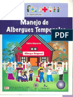 Manejo Albergues - Cruz Roja