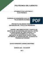 Tesis Ecuador Andino