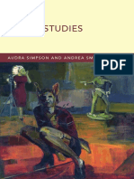 Theorizing Native Studies edited by Audra Simpson and Andrea Smith