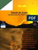 Oracion de Kryon