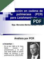 Reacción en Cadena de La Polimerasa (PCR