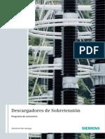 Supply Program Spanish