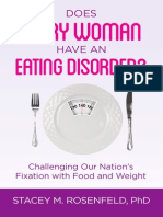 Does Every Woman Have an Eating Disorder?