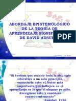 Presentacion de Ausbel-InTEGRADO