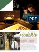 Roundup Spring 2014