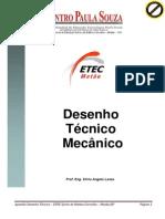Apostila Desenho Mecanico - Etec Matão