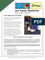 WLCP Newsletter April 21 2014