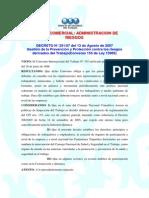 Decreto_291__2007