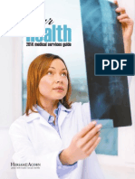 Your Health Medical Services Guide 2014