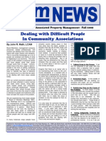 APM News Fall 2009 Issue