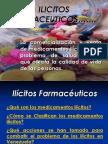 ILICITOS FARMACEUTICOS