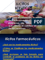 ILICITOS FARMACEUTICOS