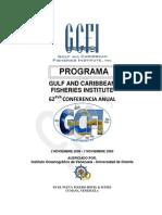 Programa Nacional de Observadores de Venezuela-GCFI-62nd