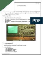 Imprimir Informe Del Osciloscopio 11