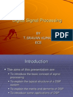 85768369 Digital Signal Processing