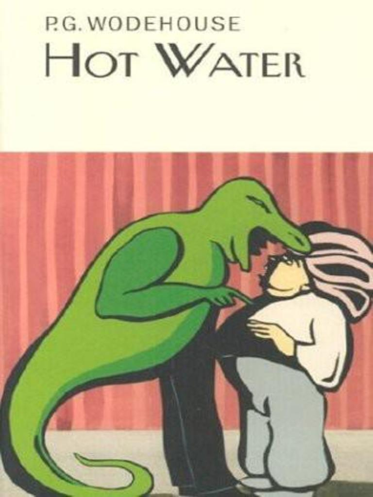 Hot water p g wodehouse p g wodehouse fandeluxe Images