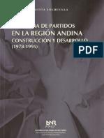 2010 Sistemas de  partidos en la región andina