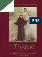 El Diario de Santa Faustina