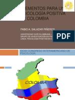 Elementos Para Una Psicología Positiva en Colombia (13)