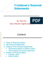analysisofunileverfinancialreports1-130617045408-phpapp01