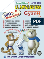 Gyanmsgeneralawarenessmagazine April2014issue 140327043537 Phpapp02