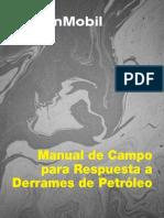 ExxonMobil Manual de Campo Para Respuesta a Derrames de Petroleo(1)