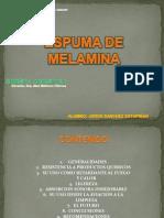 Espuma de Melamina