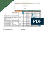 1. Programa de Trabajo Del Asesor Tecnico PROMAF 2013