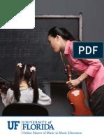 UF MME Brochure