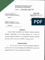 Blackmoon Et. Al. v. Robert M. Downey, P.a. Et. Al.