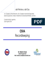 OSHA Recordkeeping LTI