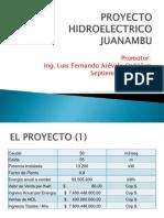 Proyecto Hidroelectrico Juanambu 2