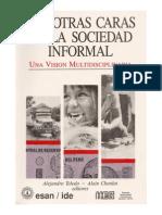 1991  Las otras caras de la sociedad informal. Pobreza urbana y participación política