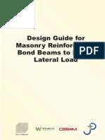 Design Guide for Masonry Reinforced_CERAM