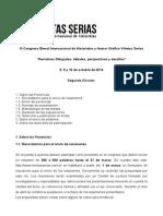 Congreso Viñetas Serias 2014-Segunda-circular_esp