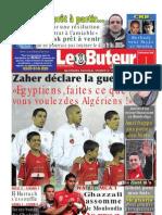 LE BUTEUR PDF du 01/11/2009