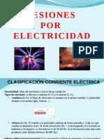 Lesiones Por Electricidad