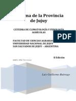 El Clima de La Provincia de Jujuy