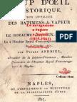 2014 SIRAGO La Navigazione a Vapore a Napoli 1815-1860
