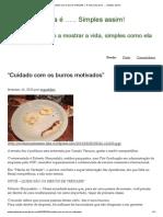 """""""Cuidado com os burros motivados"""" _ A Vida como ela é .....pdf"""